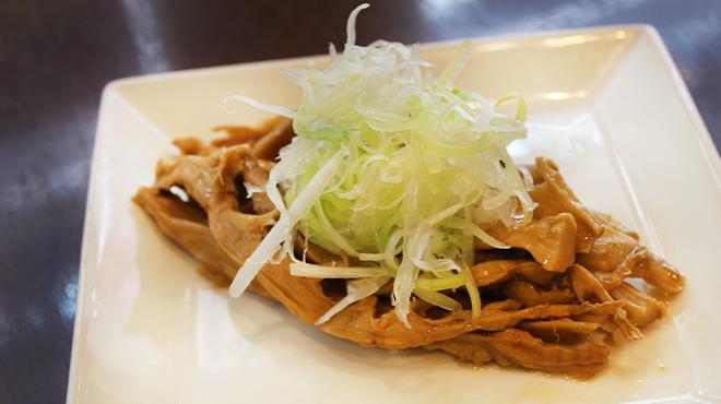 麺屋蕪村 - メイン写真: