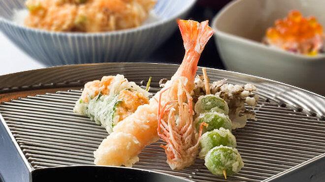 てんぷら 山の上 Roppongi - 料理写真:天ぷら 山の上