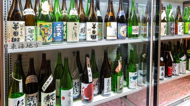 マグロ 日本酒 吟醸マグロ - メイン写真: