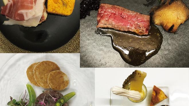 ソーサリート - 料理写真:6,000円コースイメージ
