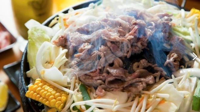 中目黒ひつじ - 料理写真:ジンギスカン