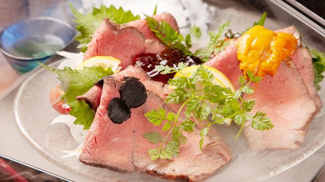 肉盛り酒場 とろにく - 料理写真: