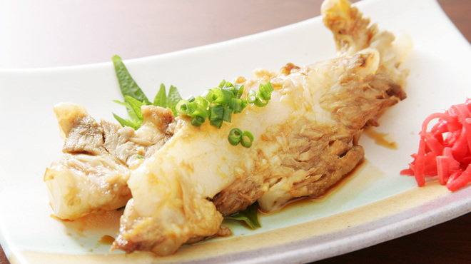 BIER REISE '98 - 料理写真:料理長自慢!とろとろ豚軟骨の沖縄ソーキ