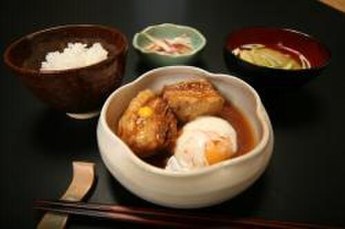 和のみ - 料理写真:一番人気の豚角煮御膳です
