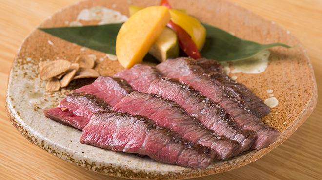 酒菜処 きっすい - メイン写真:イチボ肉