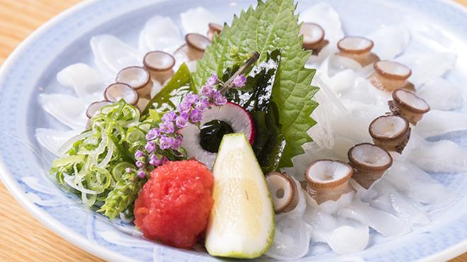 酒菜処 きっすい - メイン写真:タコ