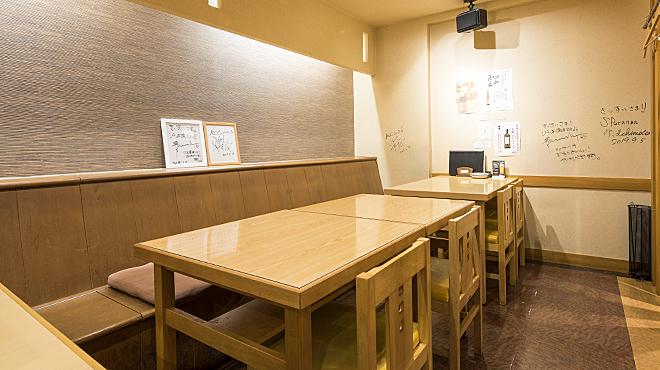 酒菜処 きっすい - メイン写真:テーブル6名