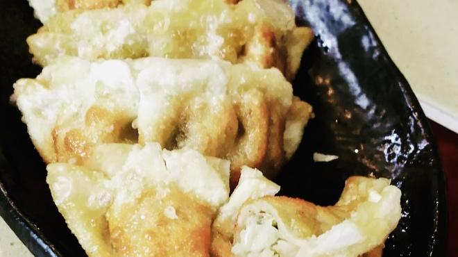 ニュートバコ - 料理写真:揚げ餃子