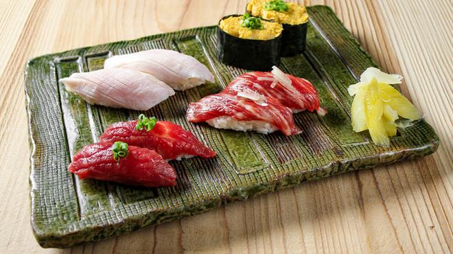 学芸大学前 肉寿司 - メイン写真: