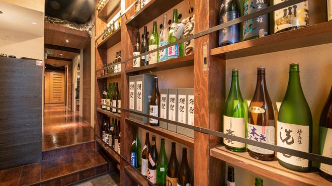 個室×海鮮居酒屋 蔵之庵 - メイン写真: