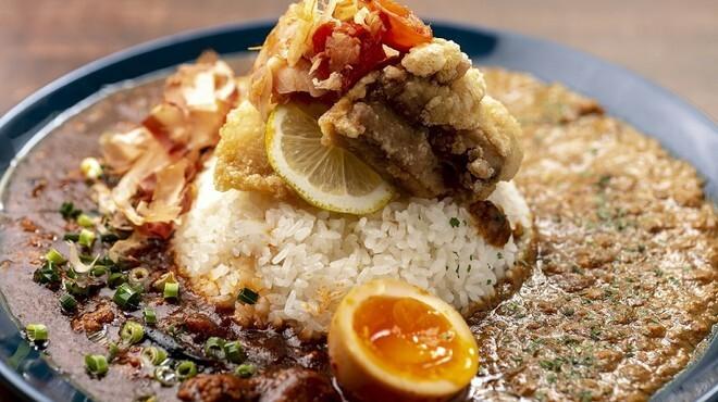 スパイス食堂サワキチ - 料理写真: