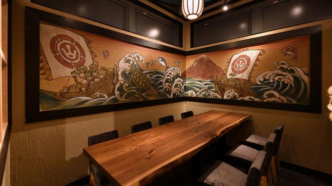 横浜 酒槽 - メイン写真: