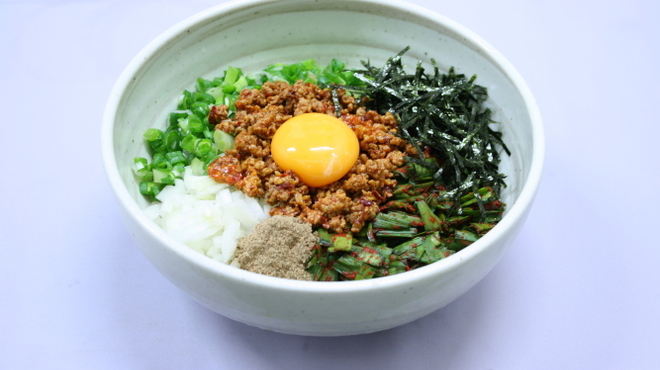 麺処 田ぶし - メイン写真: