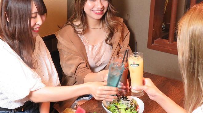 炭焼肉酒場 GOLAZO - メイン写真: