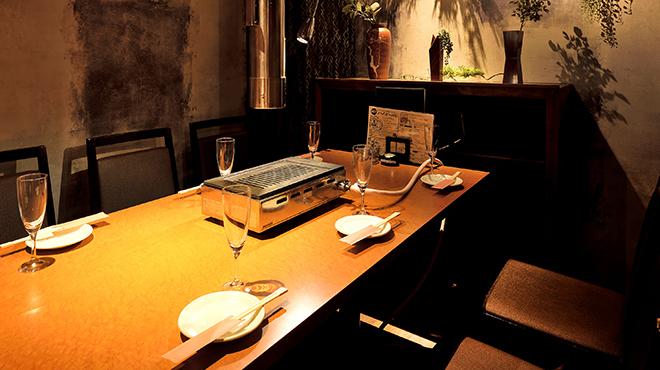 全席個室×黒毛和牛 焼肉きわみ - メイン写真: