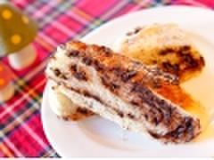 Boulangerie ぱんのいえ - 料理写真:もちっとチョコフランス