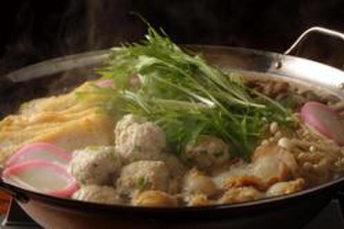 竹内 - 料理写真:サッパリ塩ちゃんこ鍋
