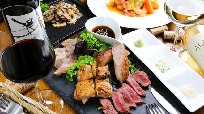 Charcoal Dining るもん - メイン写真:
