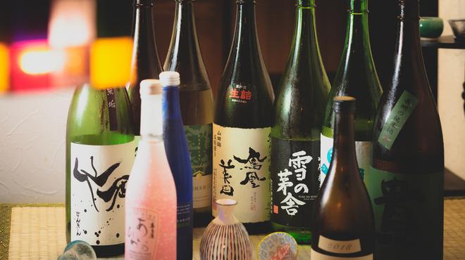 日本酒バル 蔵のや - メイン写真: