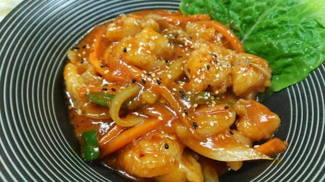 韓味屋 - 料理写真:牛ホルモン焼