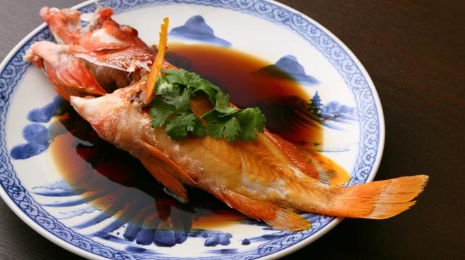 広東料理 割烹 丸福 - メイン写真: