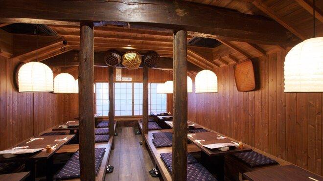 法善寺横丁 炉ばた焼 水かけ茶屋 - メイン写真: