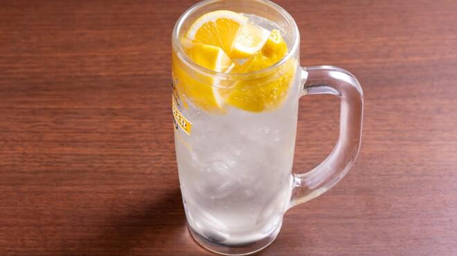 個室居酒屋 てば壱 - ドリンク写真:生レモンサワー