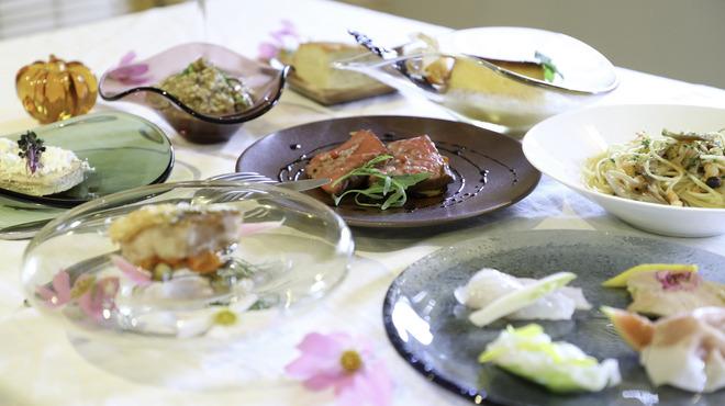 イタリアンレストラン Zucca - メイン写真: