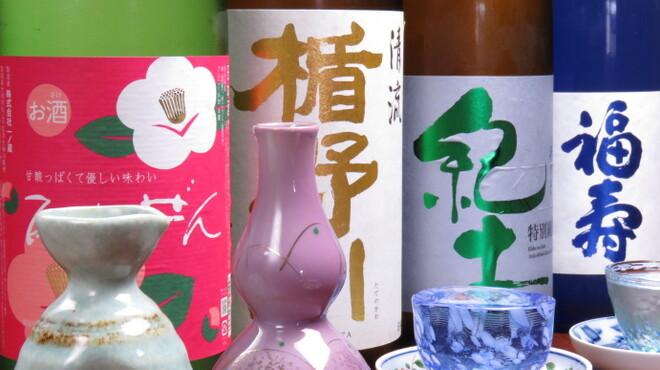 梅田日本酒ニューエビス - メイン写真: