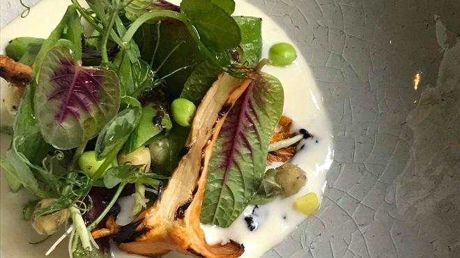 ジェルモーリオ - 料理写真:季節の野菜料理