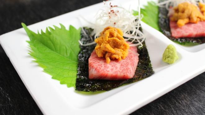 炭火Grill+和Dining きらく - メイン写真: