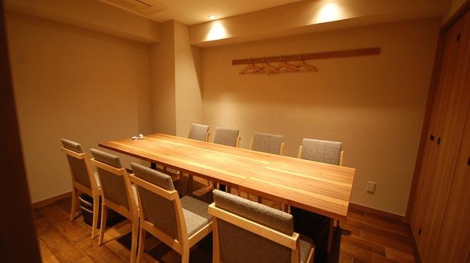 飯家くーた - 内観写真:個室もご用意しております。