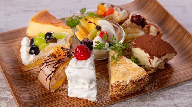 FARMERS GARDEN Cafe オムレット - メイン写真: