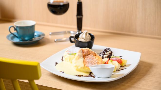 oj珈琲 食べ物屋cafe - メイン写真: