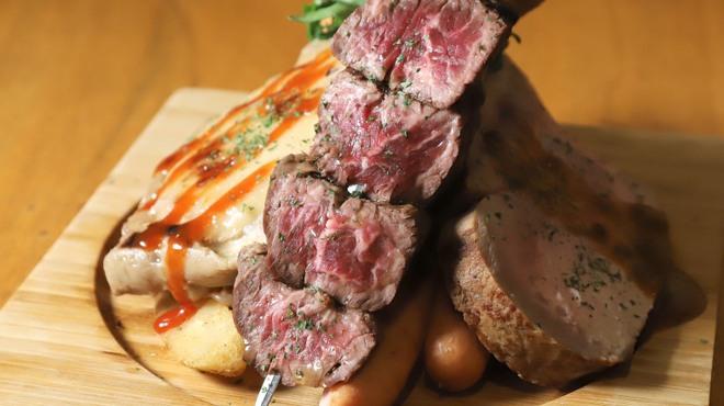 恵比寿 牡蠣×肉 kairi 2nd - メイン写真: