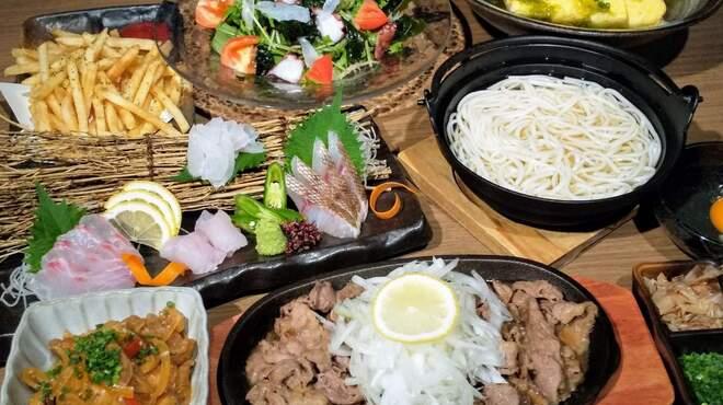 離島のテーブル - 料理写真:コース(2)
