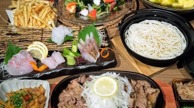 離島のテーブル - 料理写真:コース(4)