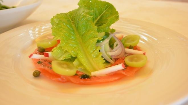 Restaurant Olivier - メイン写真:
