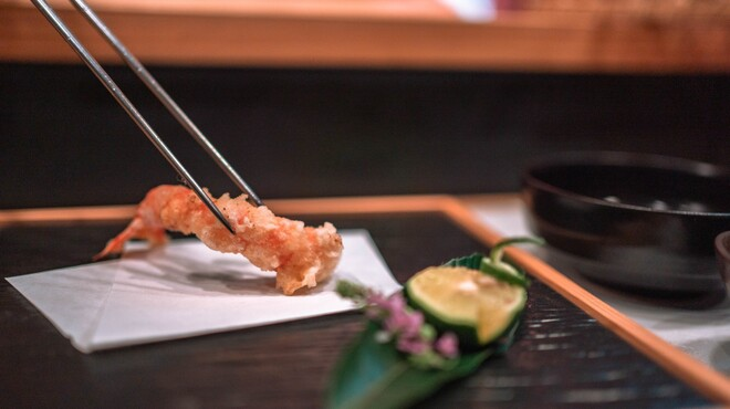天ぷら割烹 ろく - メイン写真: