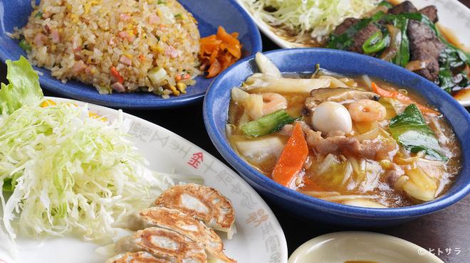 とんちんかん - 料理写真:ラーメン以外にもご飯物・サイドメニューなど充実!