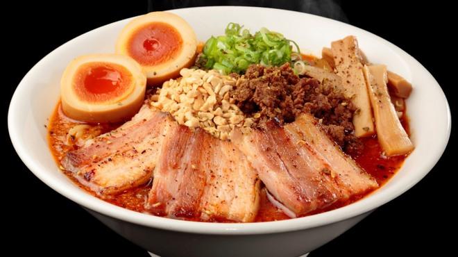 京紫灯花繚乱 - 料理写真:特製スペシャル坦々麺