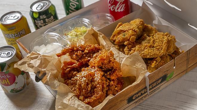 チキン 韓国