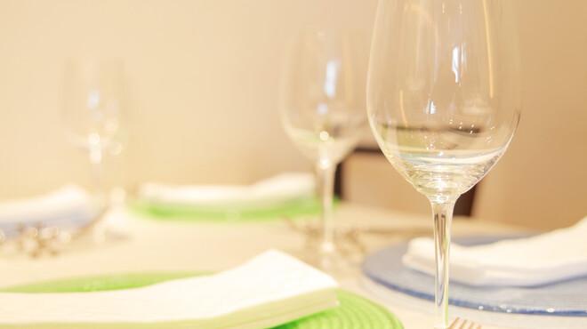 VIA Brianza - 内観写真:テーブルセッティング