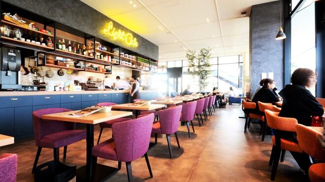 ライトカフェ リバーサイドガーデン - メイン写真: