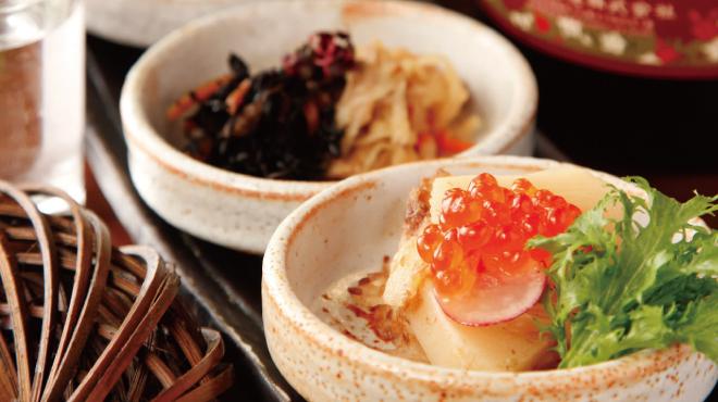 肉菜旬魚 慶次 - メイン写真: