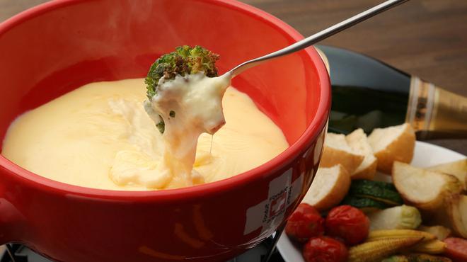 チーズ&ワインLe.Lien - メイン写真: