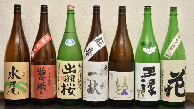 蕎麦・酒・小料理 壱 - メイン写真: