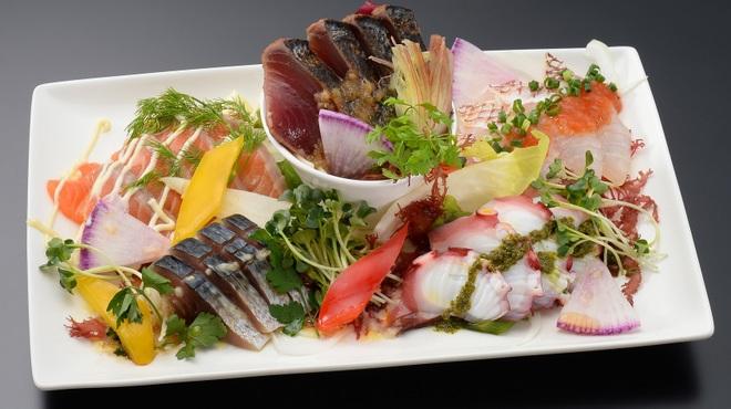 グリル魚がしバル - メイン写真: