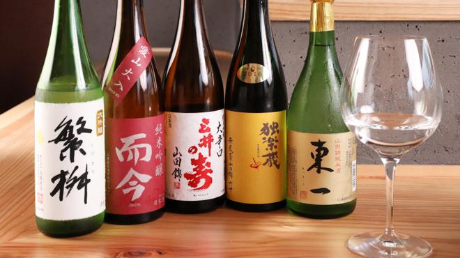ねぎ鍋専門店はるいち - ドリンク写真:日本酒