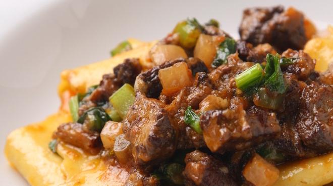 ジリオ - 料理写真:心温まる中部イタリア郷土料理をお楽しみください
